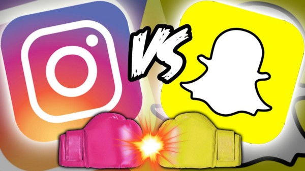 Snapchat vs Instagram which one is a better advert