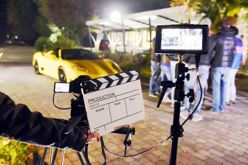 What You Should Know About Film Production Insurance