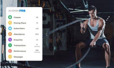 CrossFit Studio Software - A Comprehensive Gym Management System